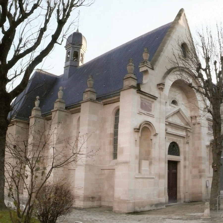 Chapelle de l'Hôpital-Saint-Louis