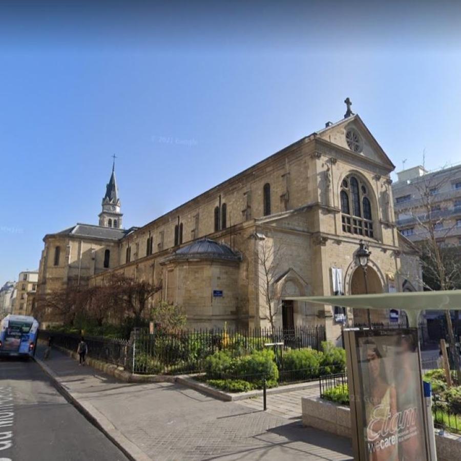 Eglise Notre-Dame-de-Clignancourt