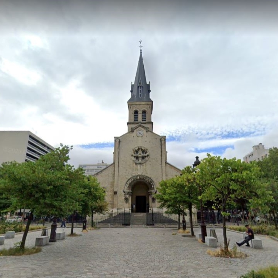 Eglise Notre-Dame-de-la-Gare