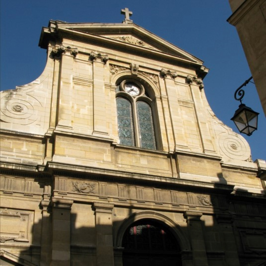Eglise Notre-Dame-des-Blancs-Manteaux
