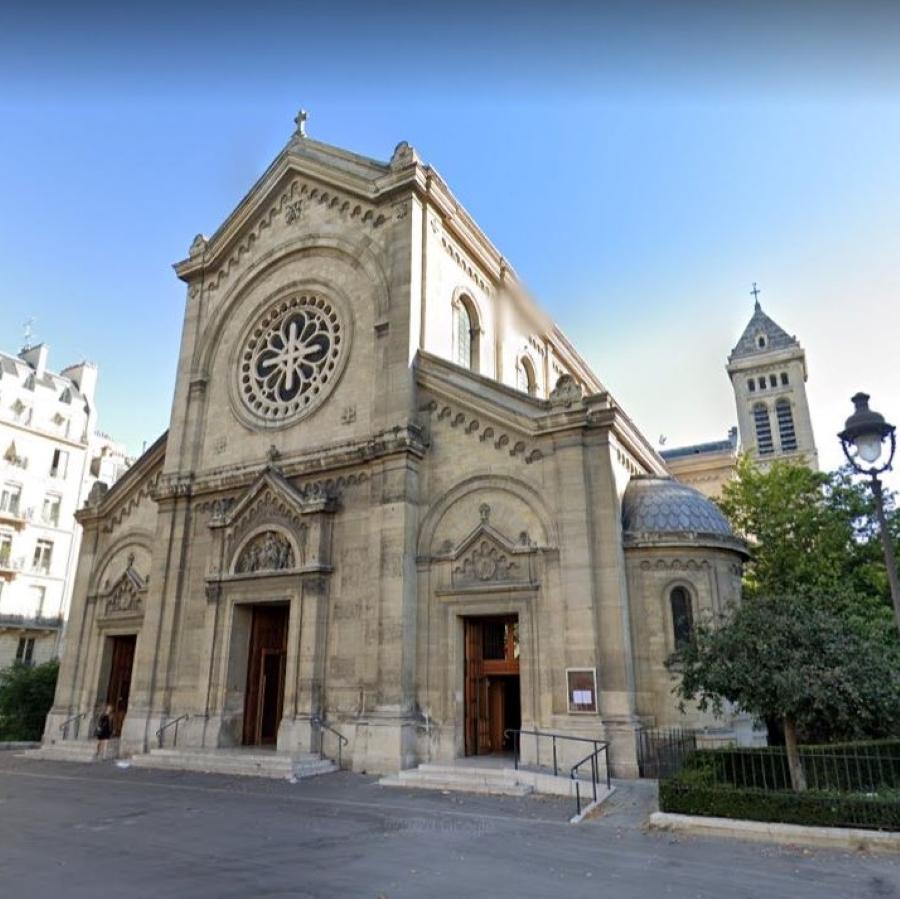 Eglise Notre-Dame-des-Champs
