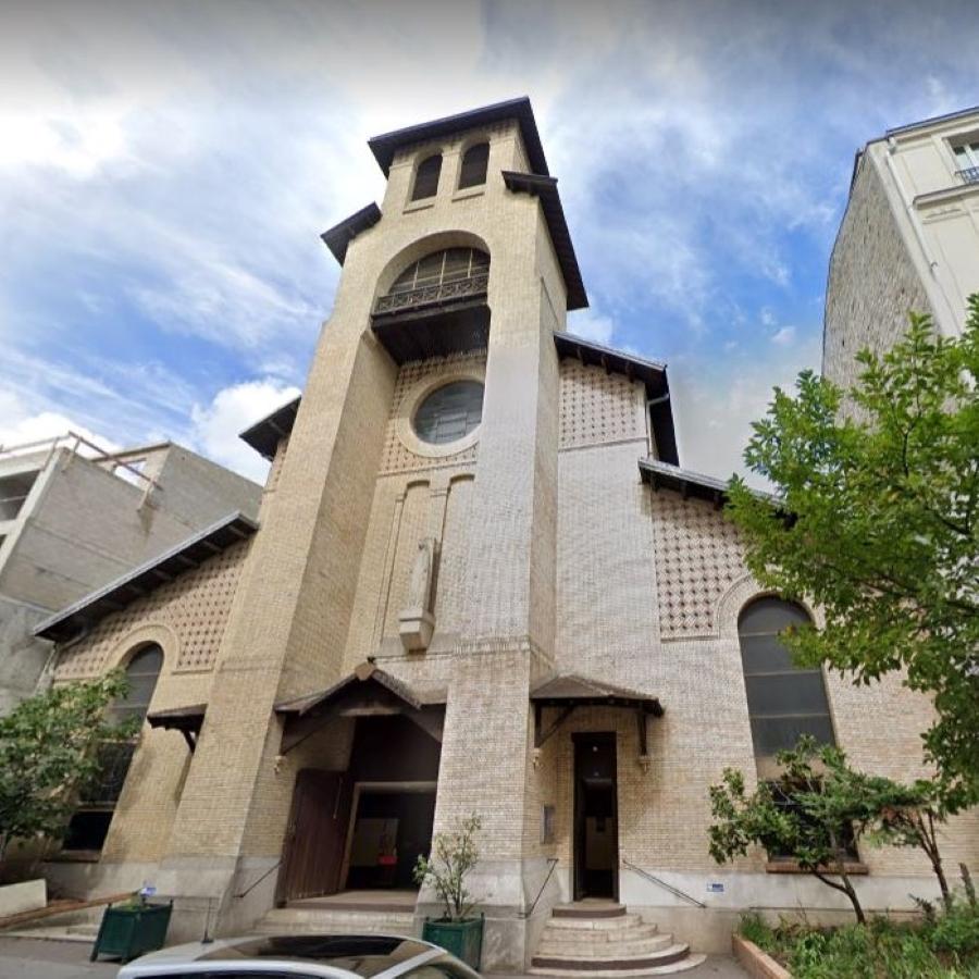 Eglise Notre-Dame-du-Rosaire