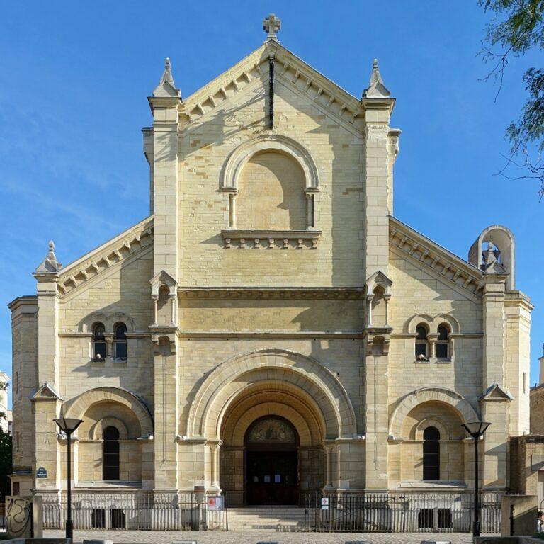 Eglise Notre-Dame-du-Travail