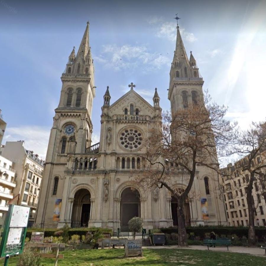 Eglise Saint-Ambroise