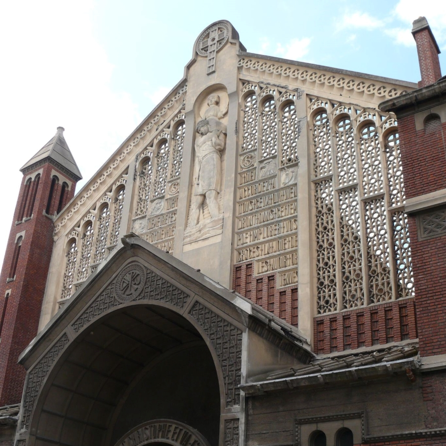 Eglise Saint-Christophe-de-Javel