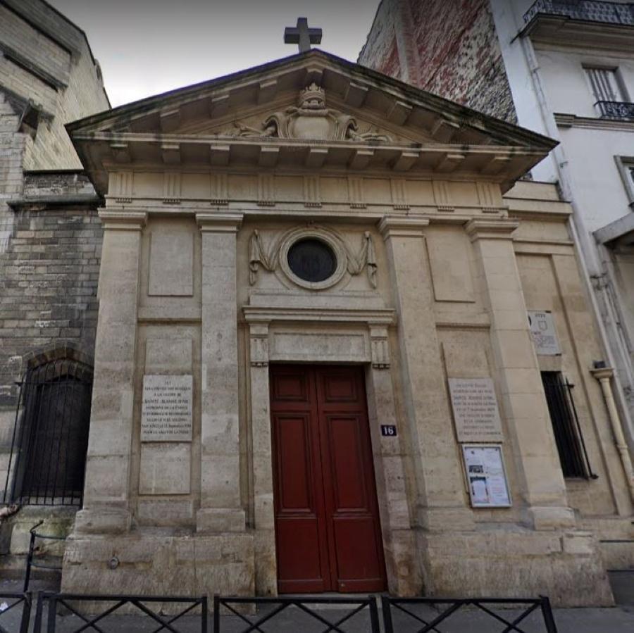 Eglise Saint_Denys_de_la_Chapelle