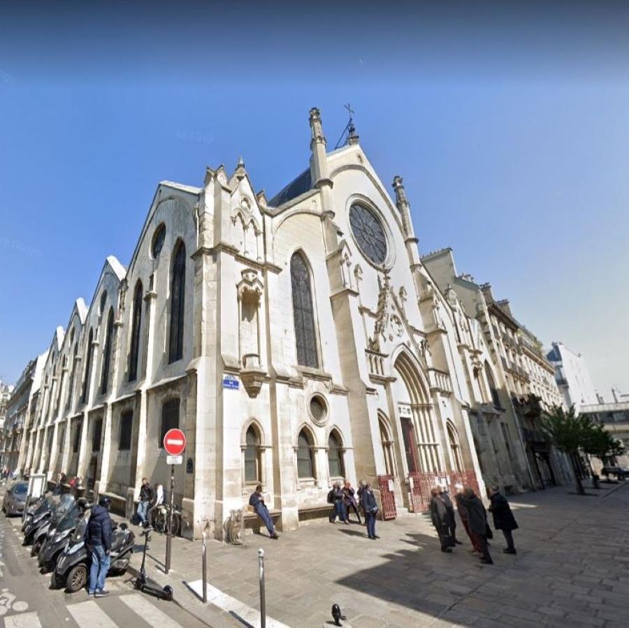Eglise Saint-Eugène-Sainte-Cécile