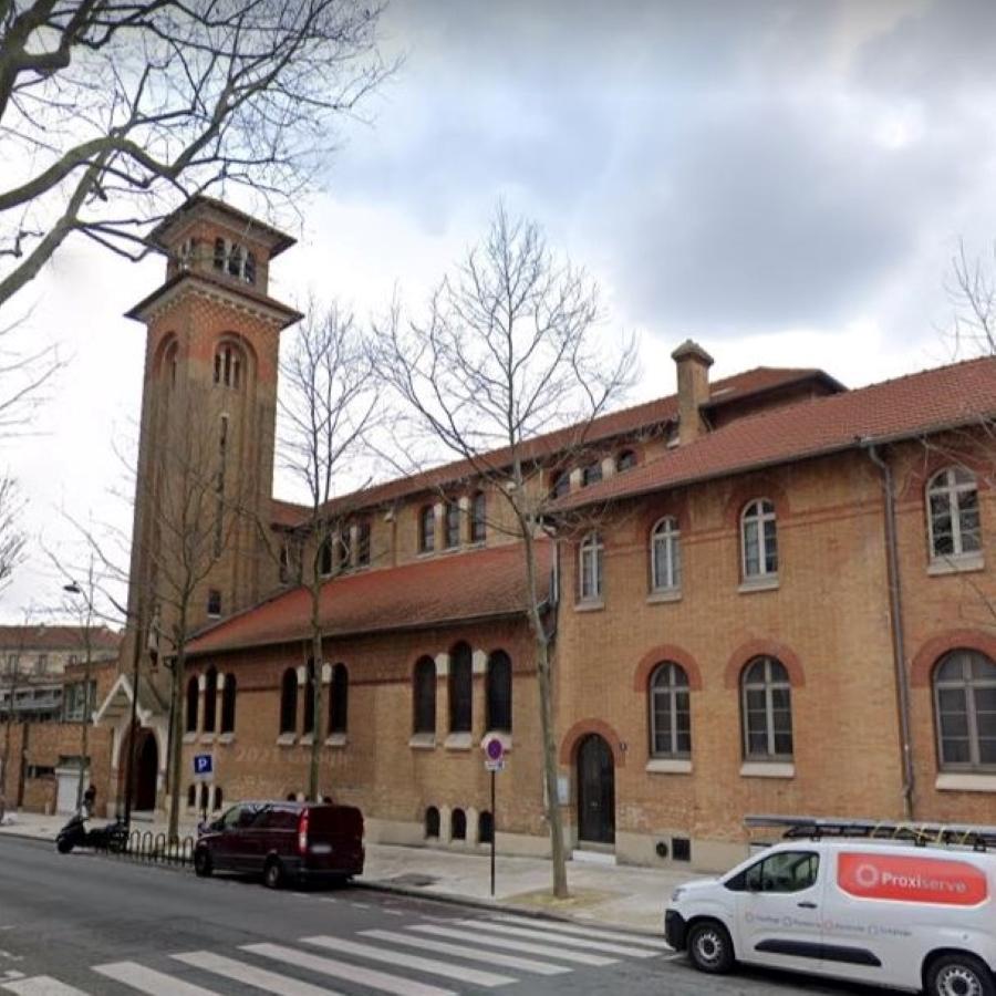 Eglise Saint-François-d'Assise