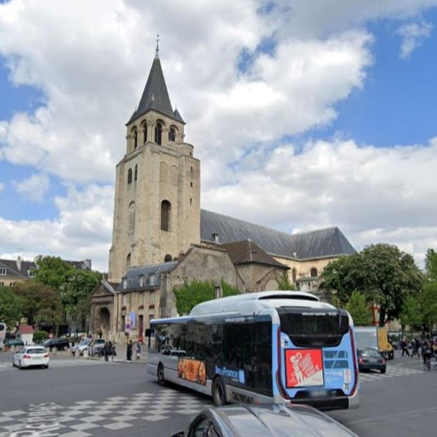 Eglise Saint-Germain-des-Près