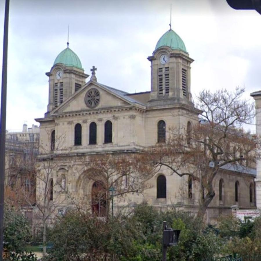 Eglise Saint-Jacques-Saint-Christophe