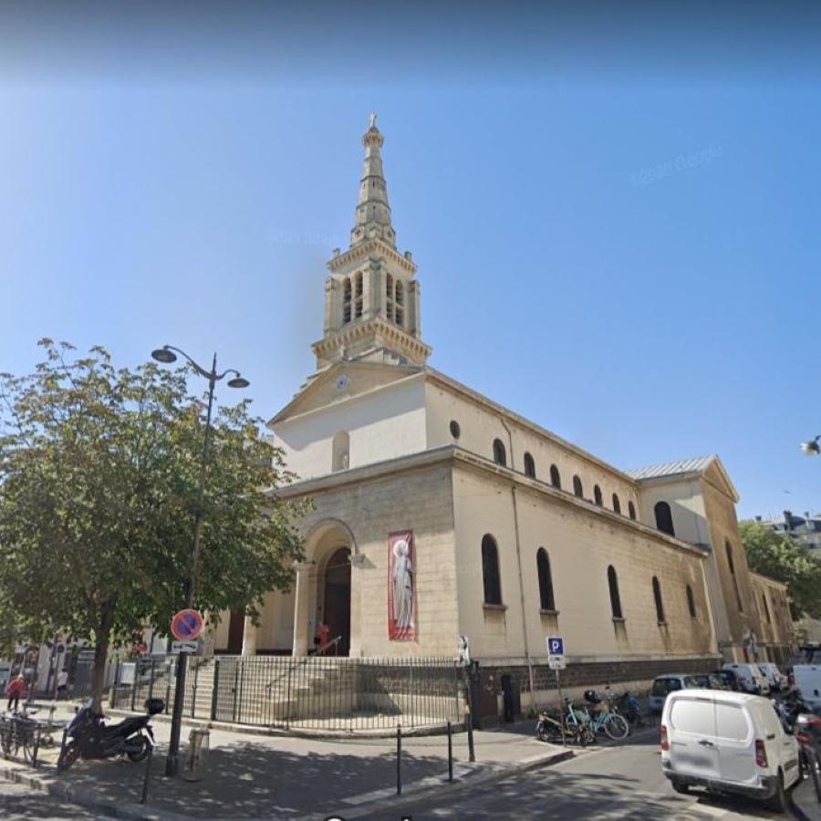 Eglise Saint-Jean-Baptiste-de-Grenelle
