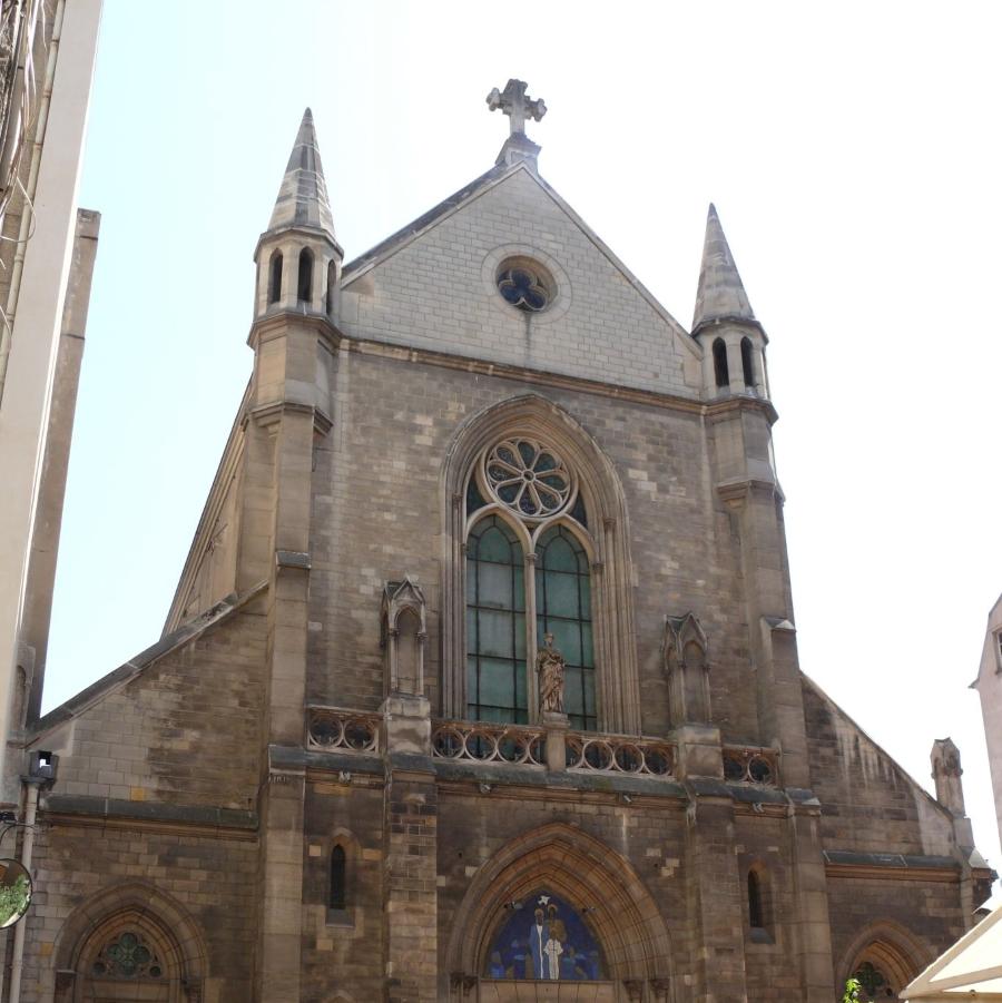 Eglise Saint-Joseph-Artisan