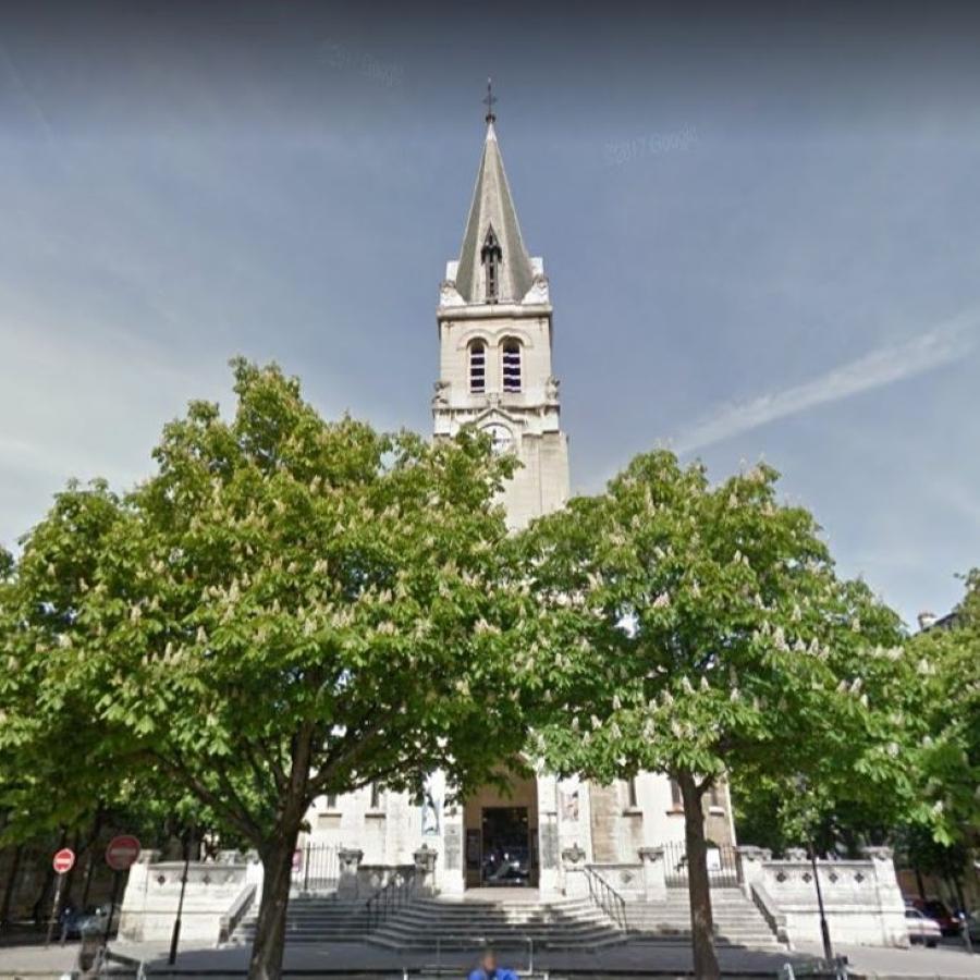 Eglise Saint-Lambert-de-Vaugirard