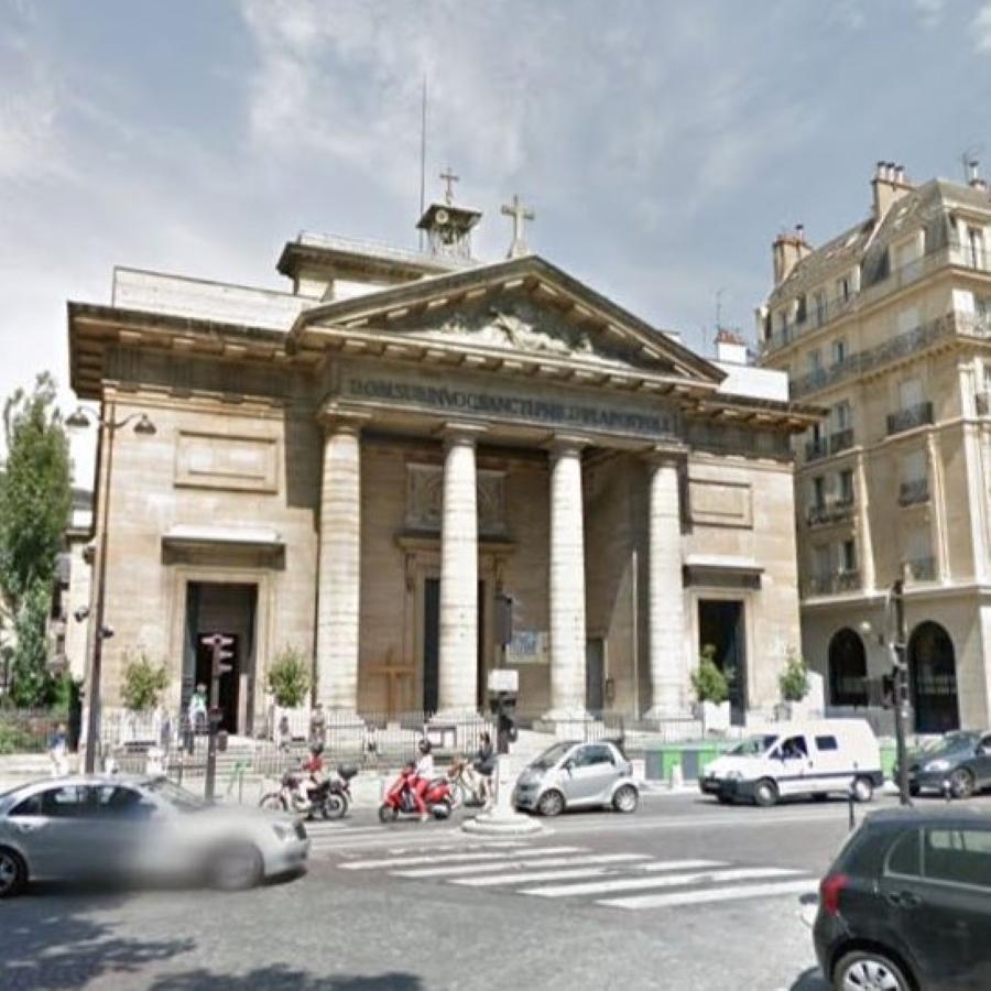 Eglise Saint-Philippe-du-Roule