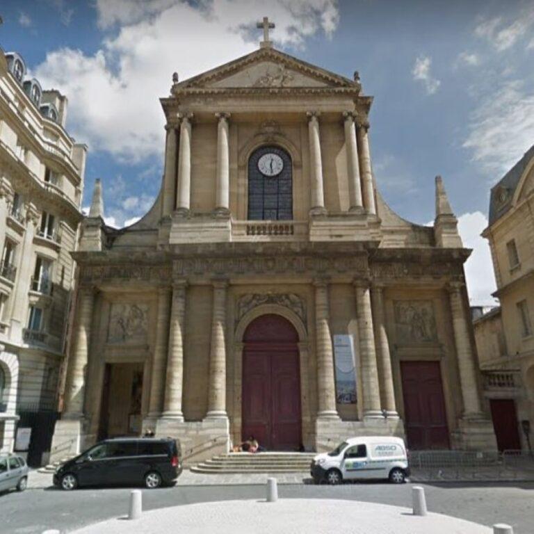 Eglise Saint-Thomas-d'Aquin