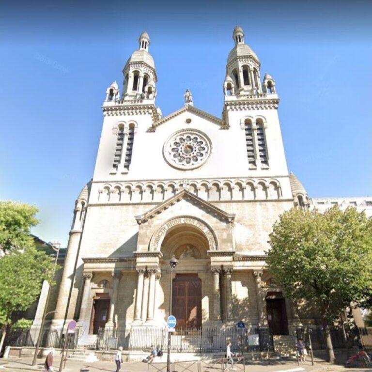 Eglise Sainte-Anne de la Butte-aux-Cailles