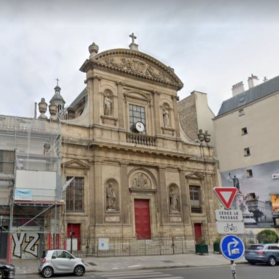 Eglise Sainte-Elisabeth-de-Hongrie