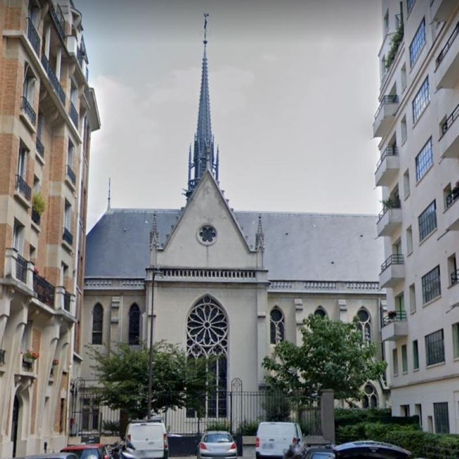 Chapelle Sainte-Thérèse