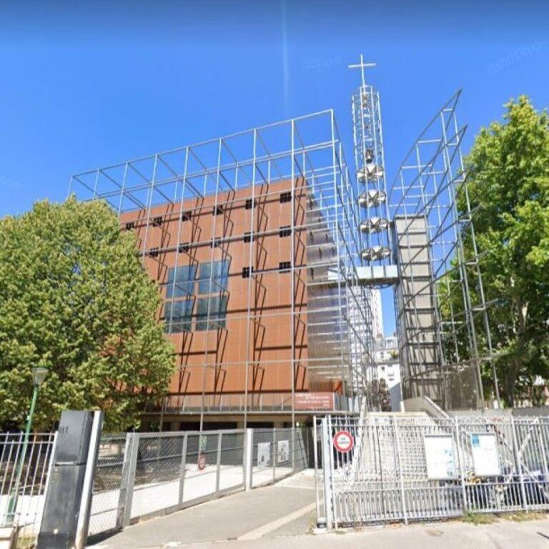 Eglise Notre-Dame-Arche-d'Alliance