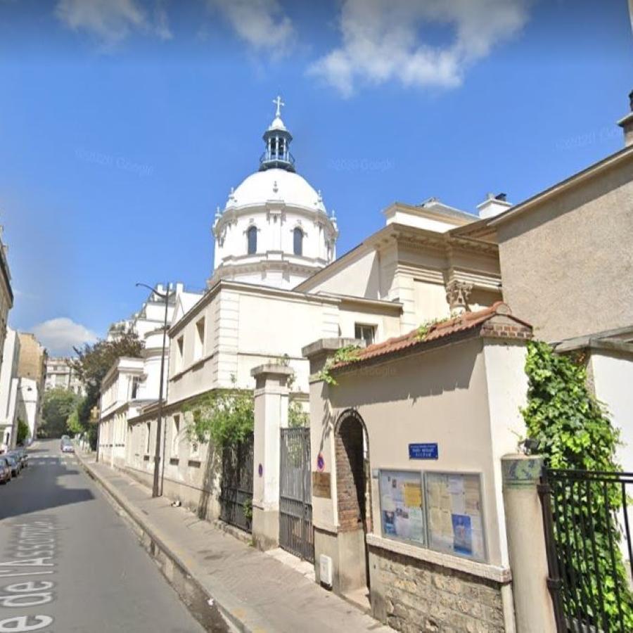 Eglise Notre-Dame-de-l'Assomption de Passy