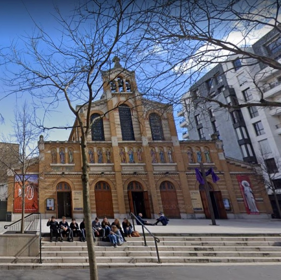 Eglise Saint-Honoré-d'Eylau