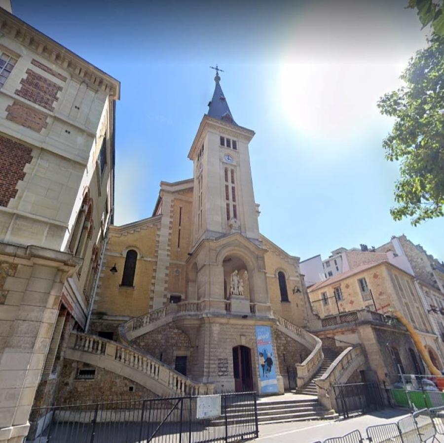 Eglise Saint-Jean-Baptiste-de-la-Salle